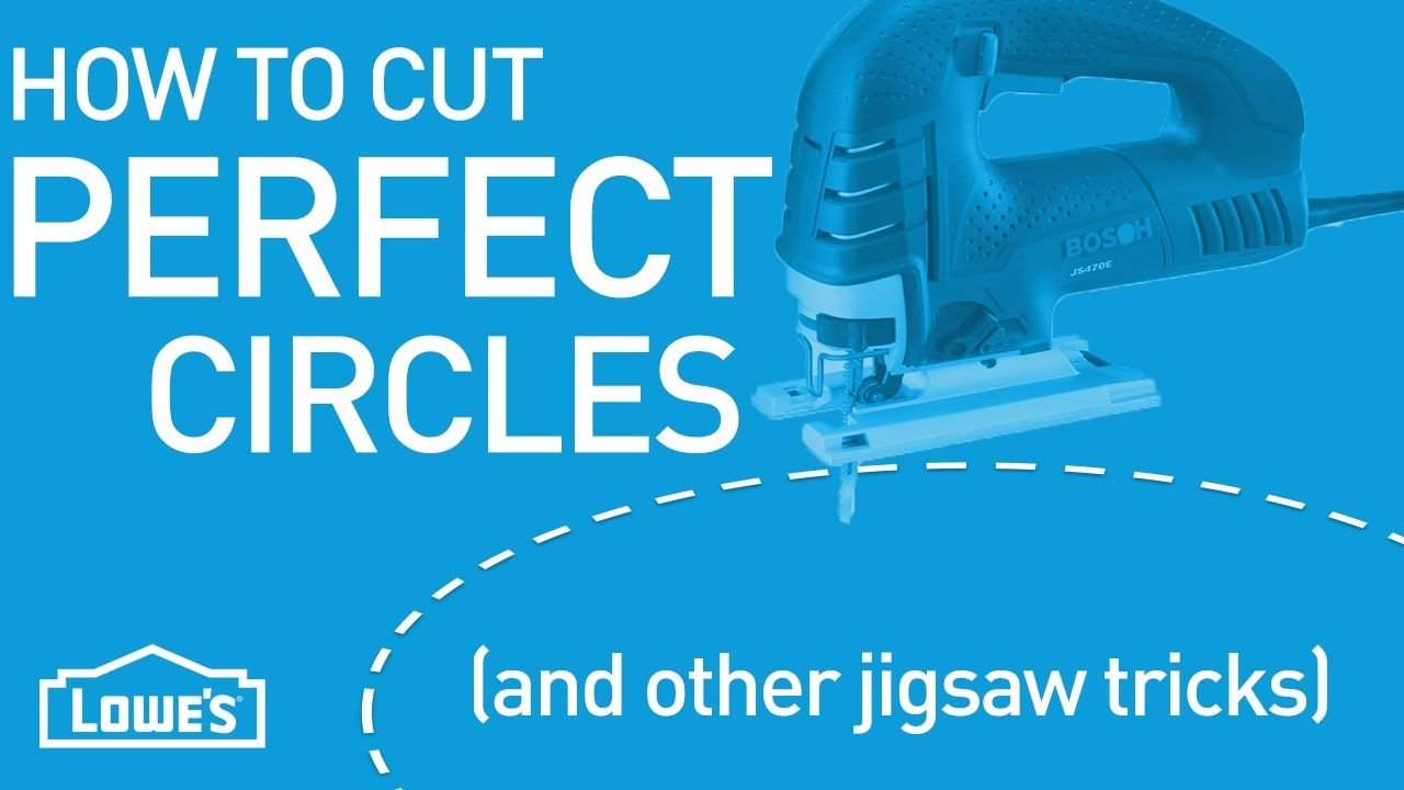 How to Cut Perfect Circles (and other Jigsaw Tricks) | Beyond The Basics