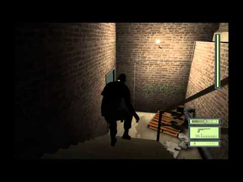 Let's Play - Splinter Cell - Ep 2 : Poste de police (Part 2/2)