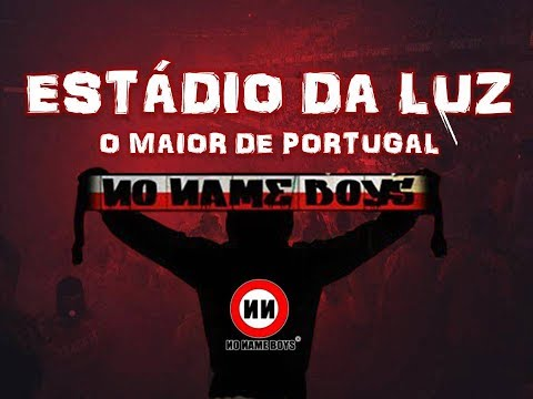 "No Name Boys ""Estádio da Luz"""