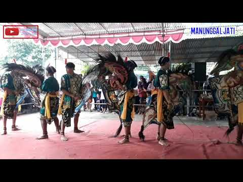 MANUNGGAL JATI Babak 3 Putra Live Dukuh Banjarasri Kalibawang KP