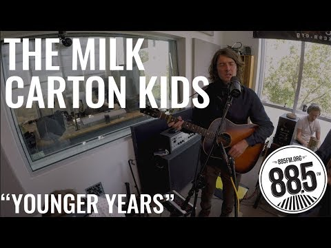 The Milk Carton Kids || Live @ 885FM ||...