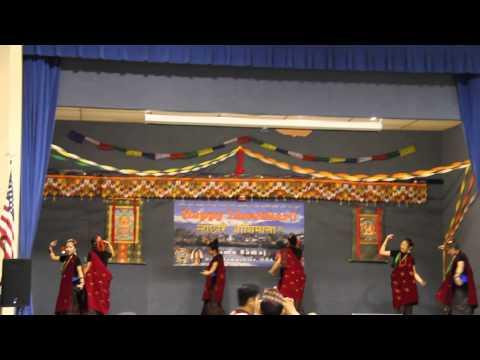 Khaile tiba khaile yaba Gurung geet Lhochhar 2014
