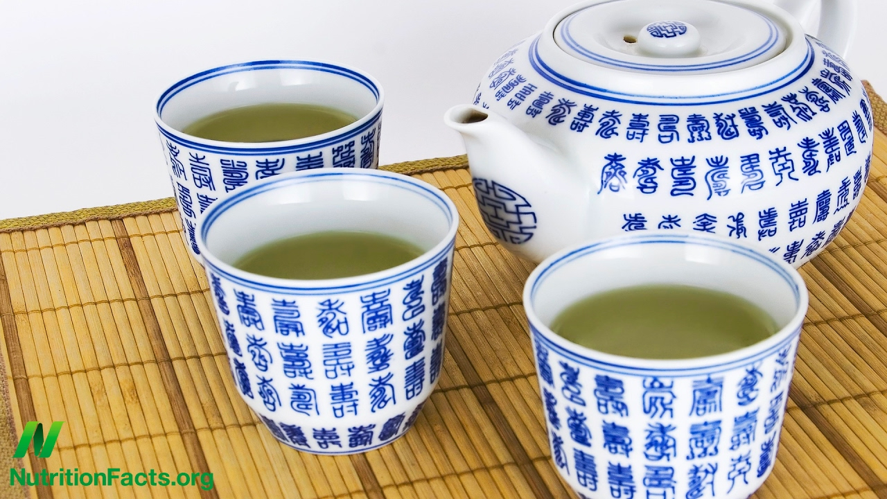 Benefits of Green Tea for Boosting Antiviral Immune Function