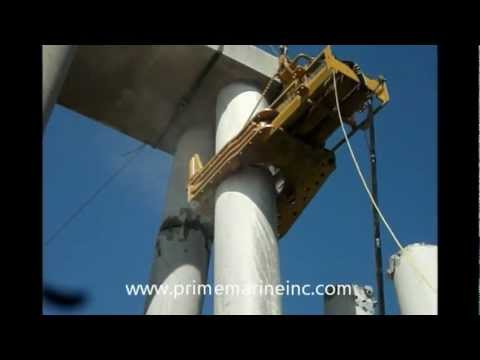 Prime Marine - Pile and Pipe Cutting