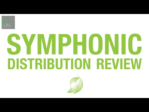 Symphonic Distribution Review: Digital Distribution