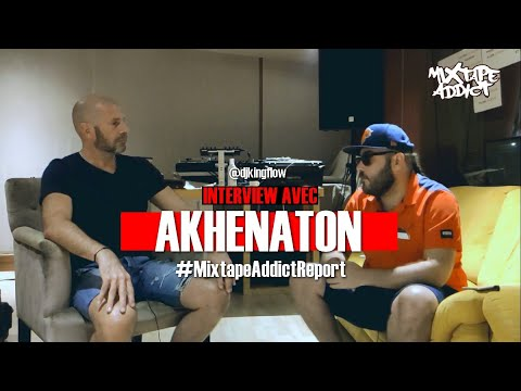 Youtube: Mixtape Addict Report: Interview w/ AKHENATON (IAM)