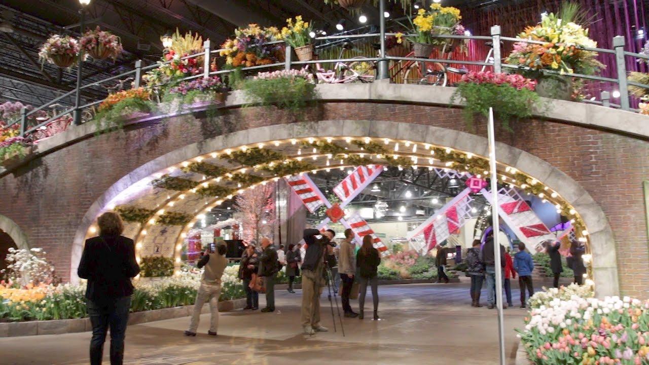 Philadelphia Flower Show 2017 Highlights // Garden Answer