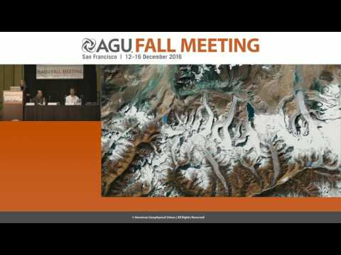 FM16 Press Conference: Attributing mountain glacier retreat to climate change