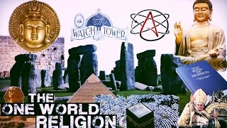 New World Order Religion Connection to Prophecy & the Name of the Most High & Christ P 2/2