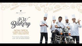 JW Bakery Launch