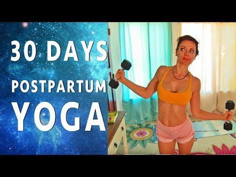 #23 POSTPARTUM Postnatal Belly Self Massage Vacuums interval Training