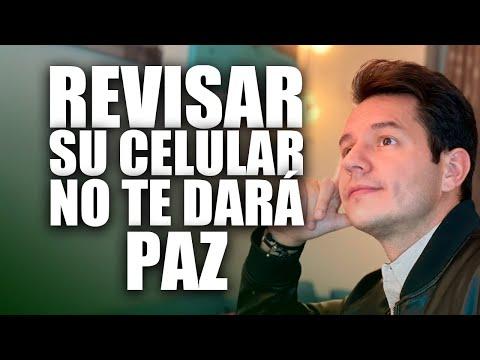 REVISAR SU CELULAR NO TE DARÁ PAZ