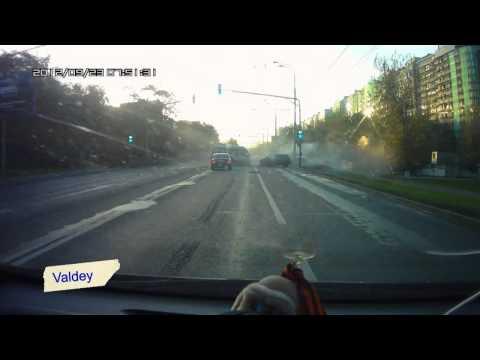 ДТП Рязанский проспект 23.09.2012 г.