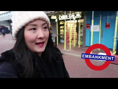【Erinの奇遇记】如果你在伦敦地铁上突然有一群人脱掉裤子,你会尴尬吗?解放天性的Londoner! No Trousers Tuberide In London 2019!