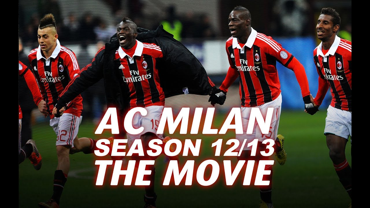 ac milan season 2012 2013 the movie youtube. Black Bedroom Furniture Sets. Home Design Ideas