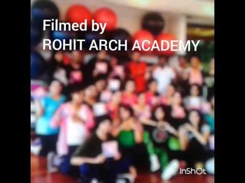 Rohit kirtoniya bolly choreographer..nashe di chad gai hai.. Rohit arch academy