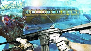 NUKETOWN ZOMBIES REMASTERED EASTER EGG COMPLETED *Insane Ending* (Call of Duty Black Ops 3 Zombies)