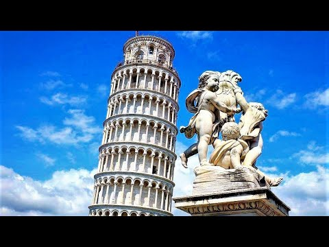 Exploring the beauty of Florence and Pisa Italy by Aloha Robert
