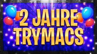 🎉2 JAHRE TRYMACS!🎉 | Kurzgeschichte von Damals zu Heute! (Erste Sprachnachricht für Youtube-Start)