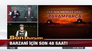 Barzani için son 48 saat! - 20 Eylül 2017