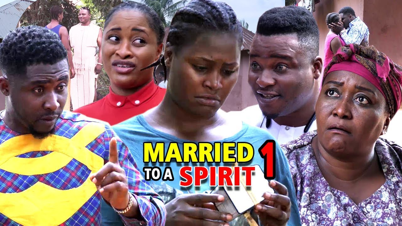 MARRIED TO A SPIRIT ORIGINAL SEASON 1 - (New Movie) 2019 Latest Nigerian Nollywood Movie Full HD