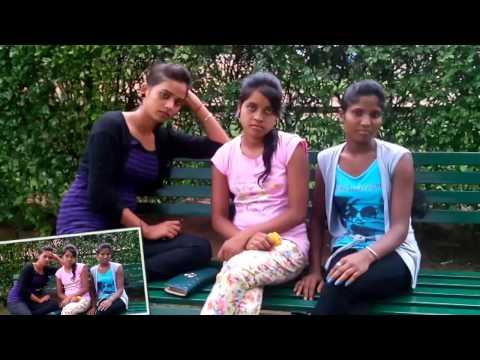 Sangita, Nitu and Rima