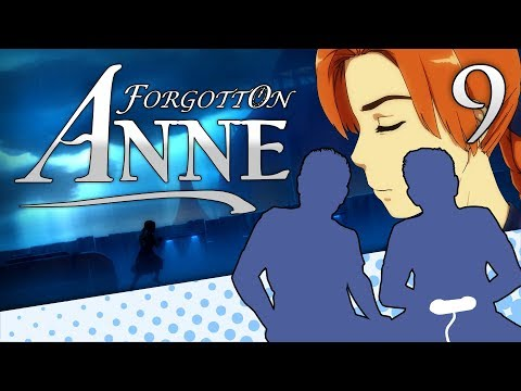 Forgotton Anne - PART 9 - To the THEATRE! We're Going to Be on the RADIO! - Let's Game It Out |