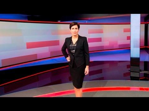 360-graden video: Nieuwe studio voor het NOS Journaal, Jeugdjournaal en Nieuwsuur