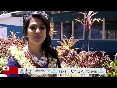 Miss Tonga Vote