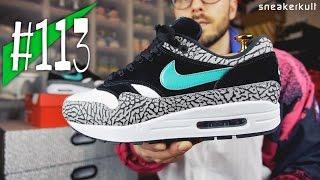 #113 - Atmos Nike Air Max 1