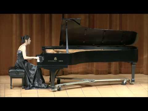 Yuxi Yang Recital BEETHOVEN 06/03/2014  CIM