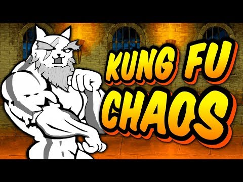 KUNG FU KITTY - The Battle Cats #17