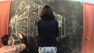 Видео-приглашение на открытый урок по Изо