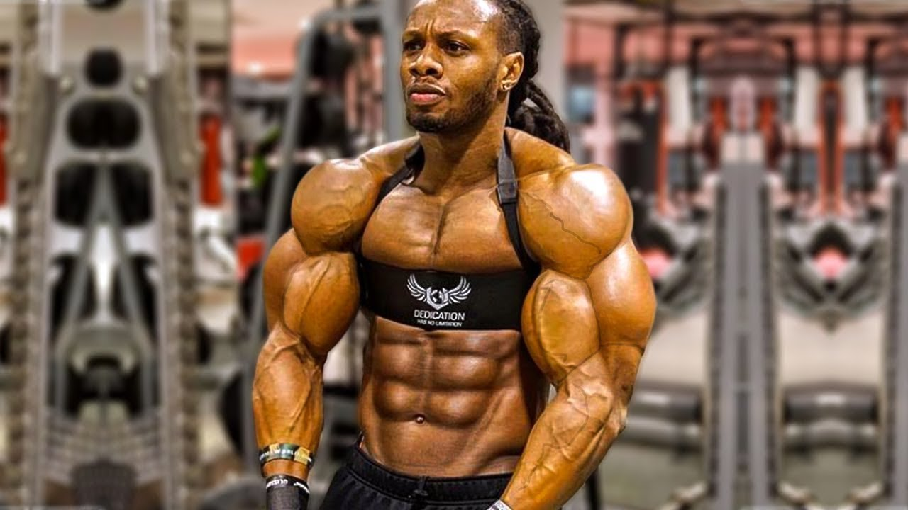 Ulisses Jr - Bodybuilding Motivation