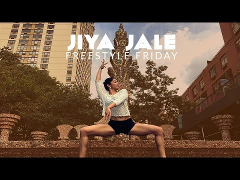 Table Dance | Jiya Jale | Freestyle Friday # 02