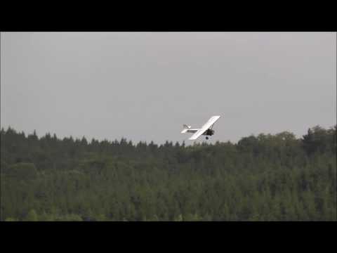 """Dornier Merkur 2,6m """"Erstflug überarbeitet"""""""