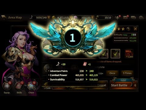 HIT : Heroes of Incredible Tales Mythic LvL & Pet System Reviews