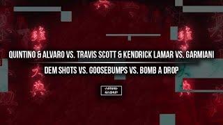 Dem Shots vs. Goosebumps vs. Bomb A Drop (Quintino Mashup)