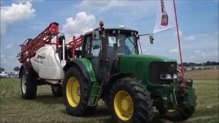 Pokaz opryskiwaczy na Agro-Tech, Minikowo 2016