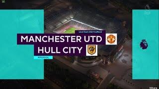 FIFA 17 Manchester United Vs Hull City 2017-01-10