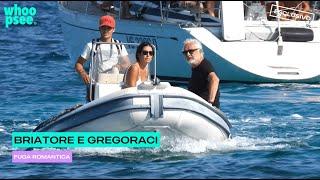 Briatore e Gregoraci: Fuga romantica