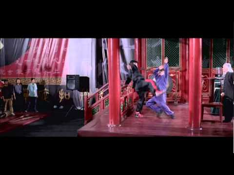 Download The Karate Kid (2010) Alternate Ending: Mr. HAN vs. Master LI [HD]