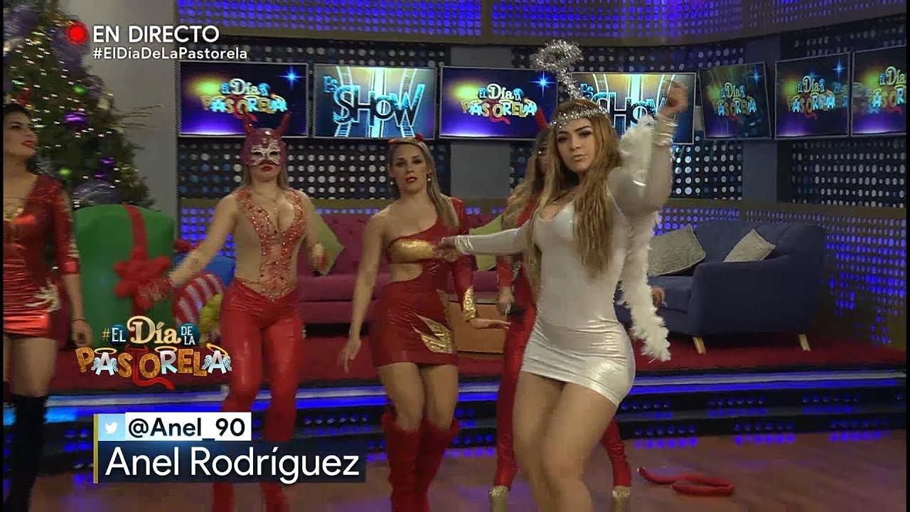 Imagenes De Anel ¡así nos baila anel!   es show