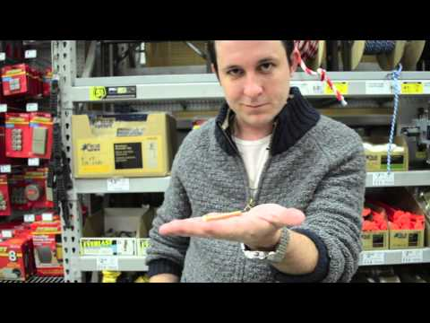 Lee Terbosic - Anything Is Possible at Lowes Hardware Store