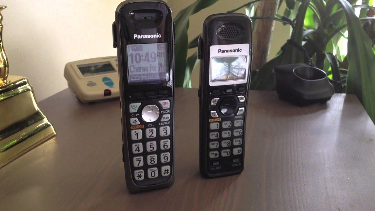 panasonic cordless speakerphone problem solved youtube rh youtube com Panasonic Owner's Manual Panasonic Owner's Manual Online
