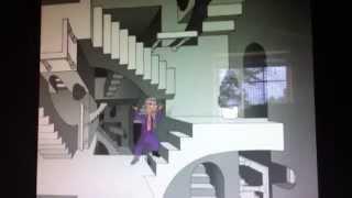 Family Guy- M.C. Esher rap video
