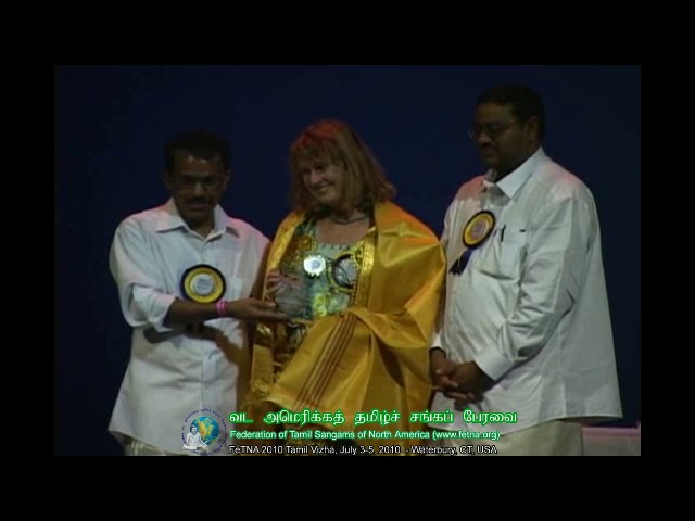 FeTNA 2010 Programs Award Present