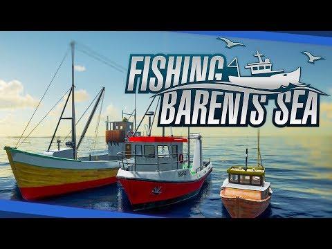 DEDEMDEN KALAN GEMİ İLE BALIKÇILIK YAPMAK (Fishing Barents Sea) İlk İzlenim