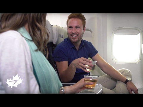 Flying For Business On WestJet