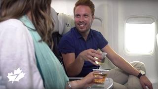 Flying for Business on WestJet